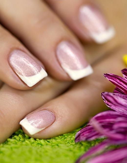 ffd9087b8e48 ... but solar pink nails do not alter in color. They generally have a  lifespan of about three weeks